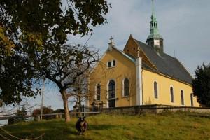 Hinterhermsdorf, Kirche