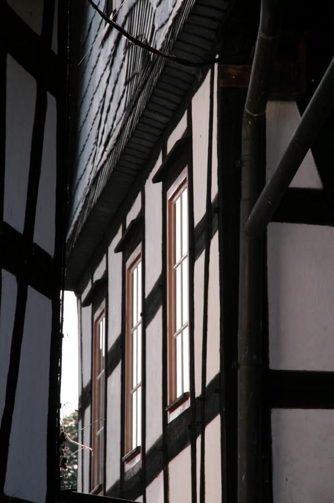 Schlagwitz, Haus-Detail