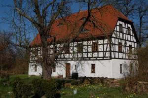 Dreiskau-Muckern, Alte Schäferei