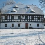 Dreiskau-Muckern, Winter