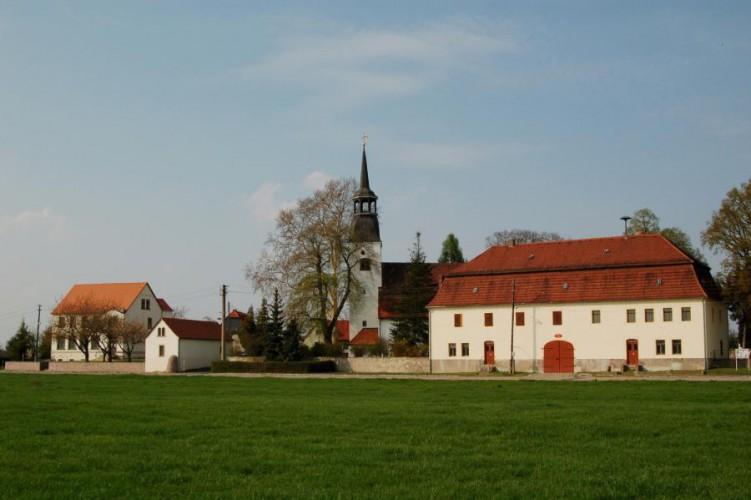 Lorenzkirch, Dorfpanorama