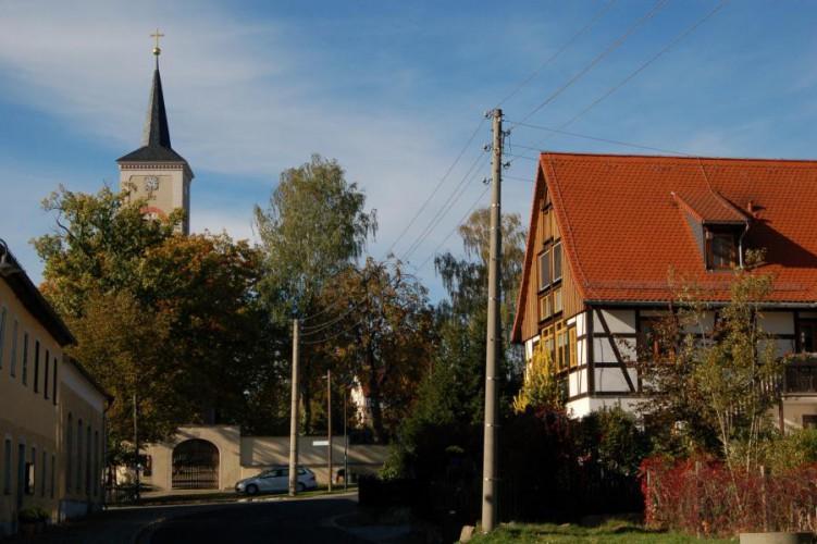 Naustadt, Dorfstraße