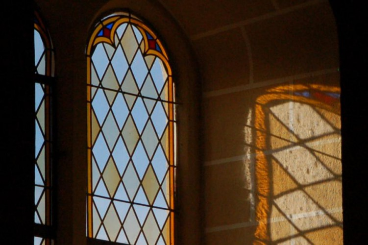 Naustadt, Patronatskirche Fenster