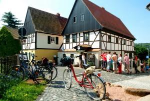 wassermühle klein rad