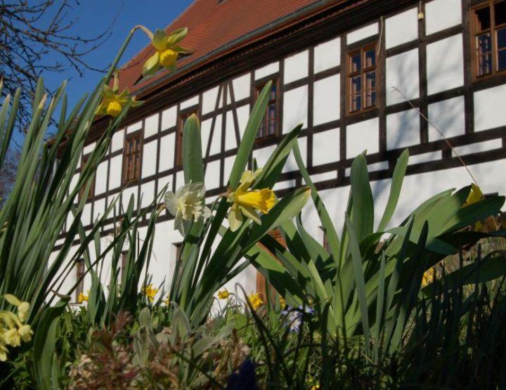 Es wird Frühling - auch in Sachsens Schönsten Dörfern