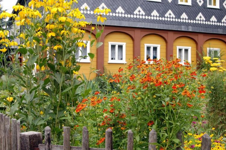 Obercunnersdorf, Bauerngarten 2