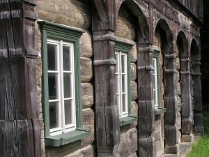 Obercunnersdorf, Umgebinde
