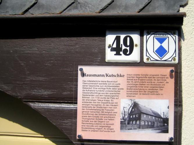 Obercunnersdorf, Umgebindeweg 2