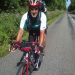 Radfahrer Barthe
