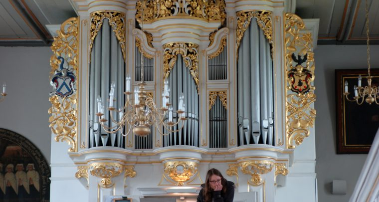 Sächsische Orgel des Monats April in Stangengrün