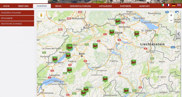 Die Schönsten Schweizer Dörfer