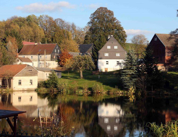 Stangengrün - neues Mitglied der IG Sachsens Schönste Dörfer