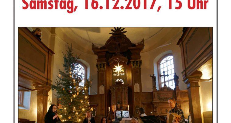 Advent in Sachsens Schönsten Dörfern