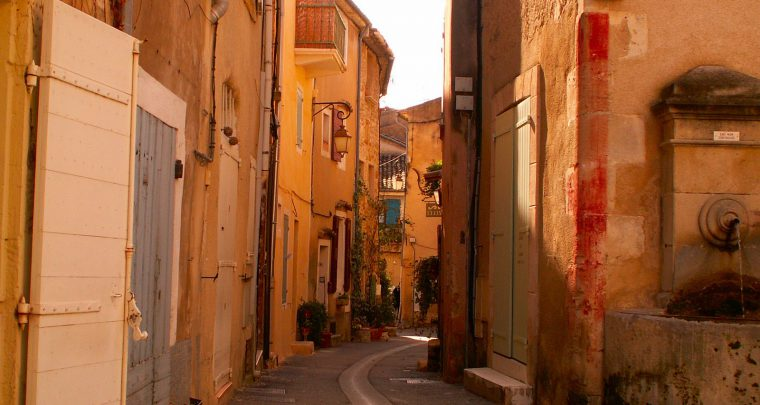Jetzt Anmelden: Ausflug zu den Schönsten Dörfern Frankreichs