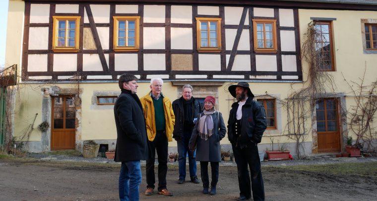 Kooperation mit der Bauberatungsstelle Lößnerhof