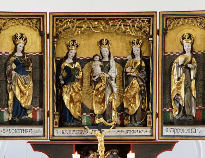 9. September 2018: Tag des Offenen Denkmals in Sachsens schönsten Dörfern