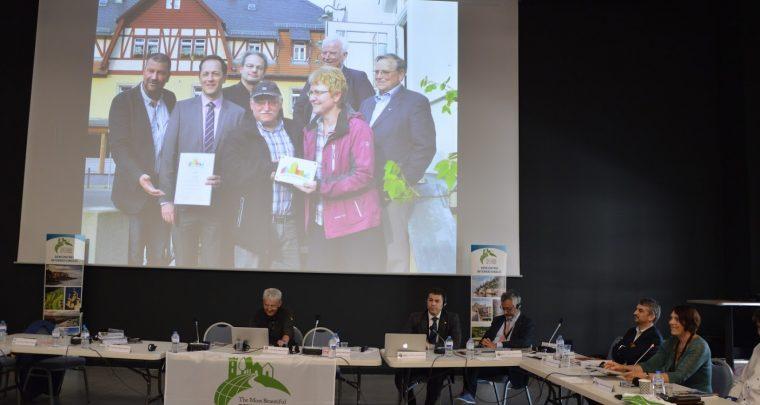 """Internationales Treffen der """"Schönsten Dörfer der Welt"""""""